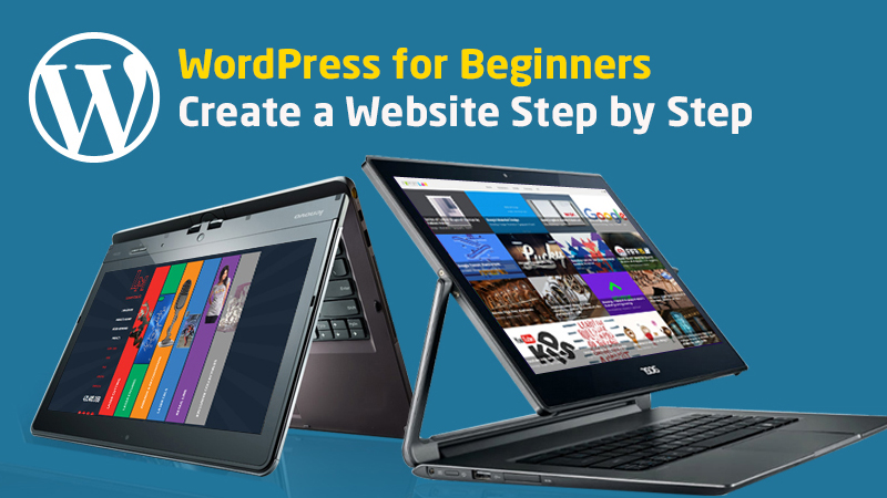 WordPress for Beginners: Create a Website Step by Step (Udemy)