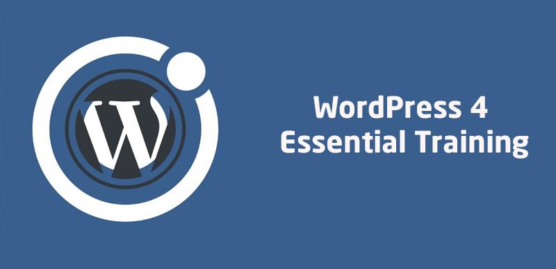 WordPress 4 Essential Training (Lynda)