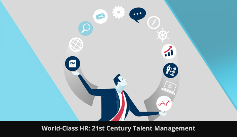 World-Class HR: 21st Century Talent Management [Udemy]