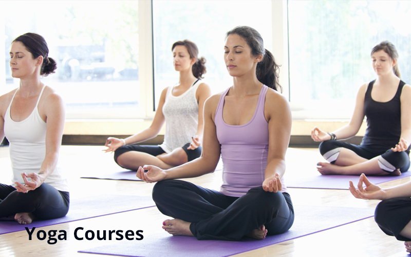 Yoga Courses [Yoga International]