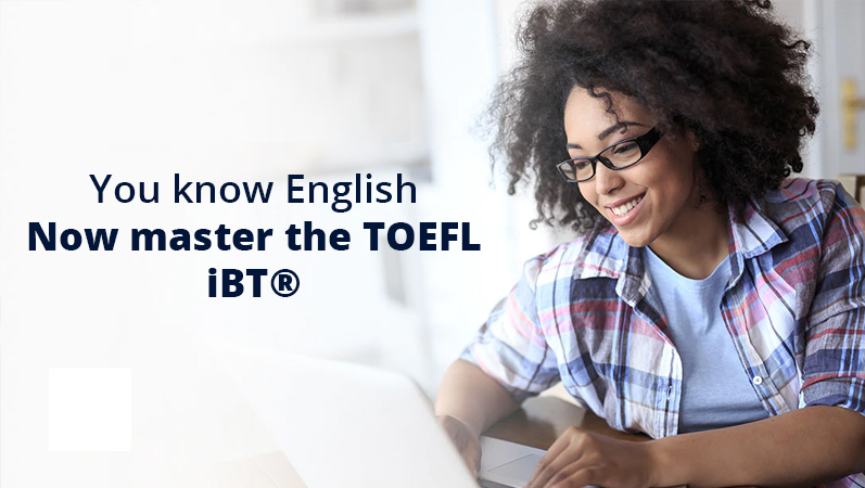 You know English—Now master the TOEFL iBT® [Kaplan]