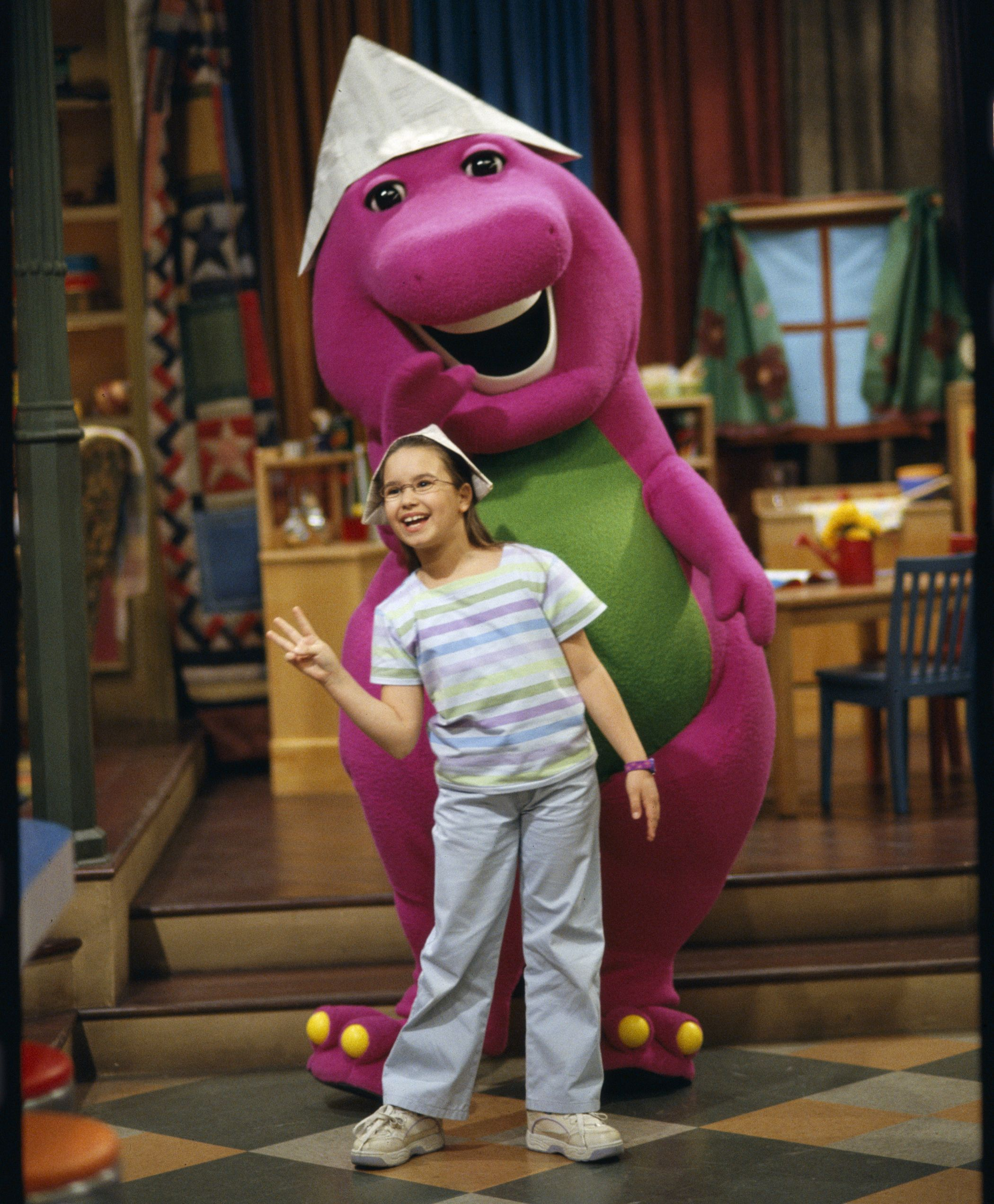 Demi Lovato- Barney & Friends