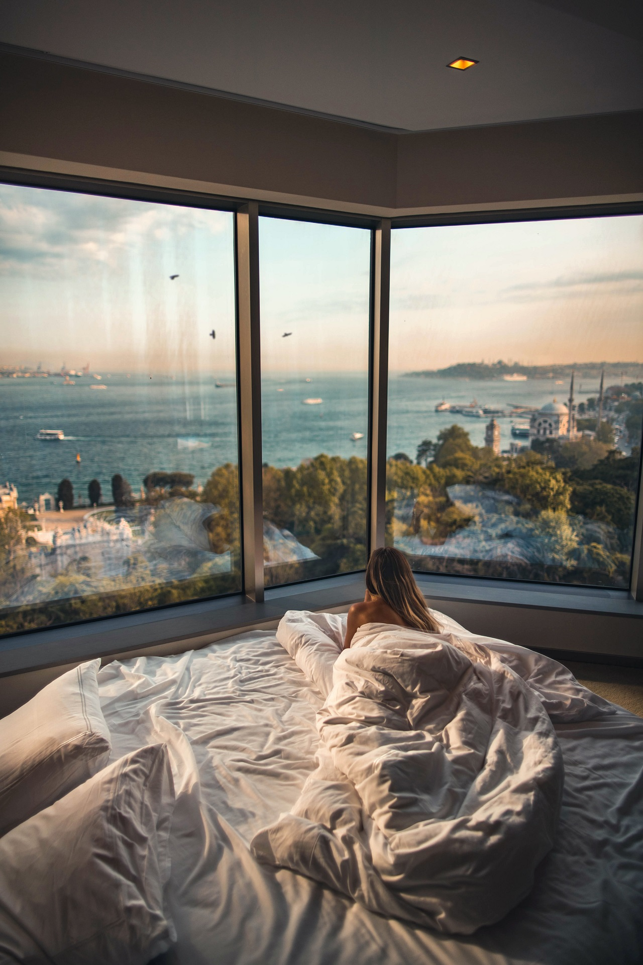 This room in Istanbul!