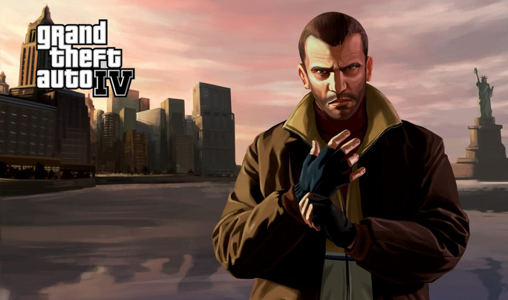 Grand Theft Auto (GTA) IV