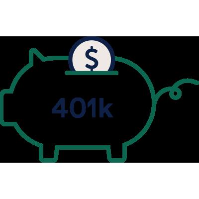 401k Plan - icon