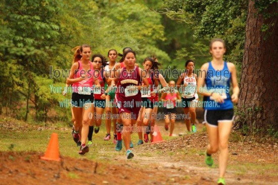 2015 Al Dorner Cross Country Invitational