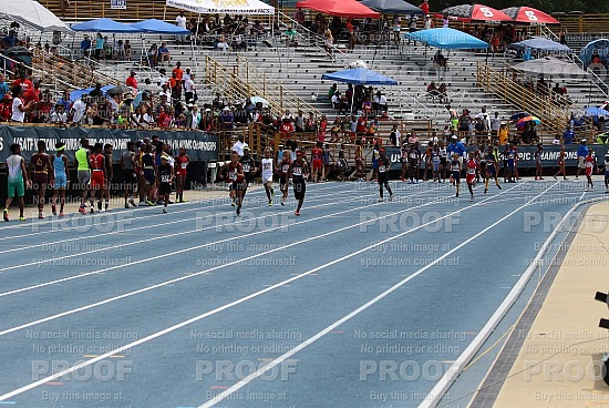 4x100Relay - Final 08-and-Under Boys
