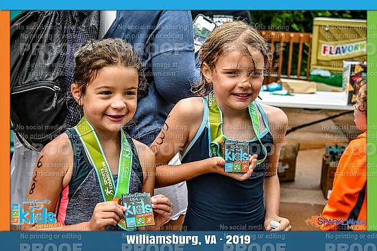 Water Country USA Kids Triathlon
