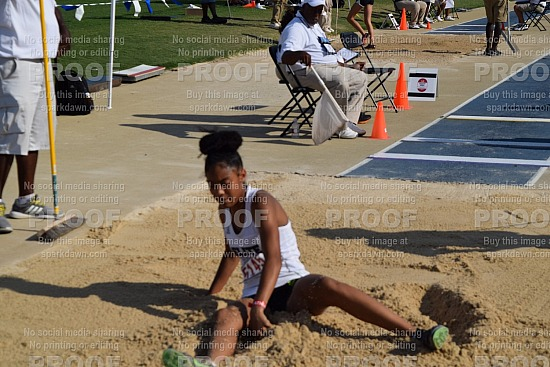 Long Jump - Extra - 15-16 Girls and 17-18 Women