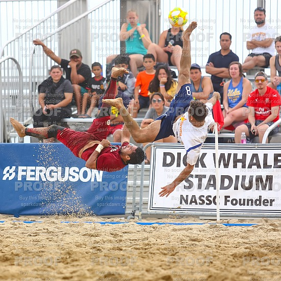 2019 North American Sand Soccer Championships