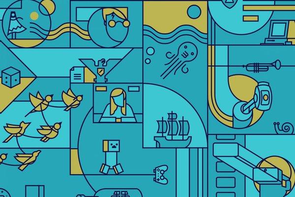 Иллюстрация к цели Мой путь нарративного дизайнера