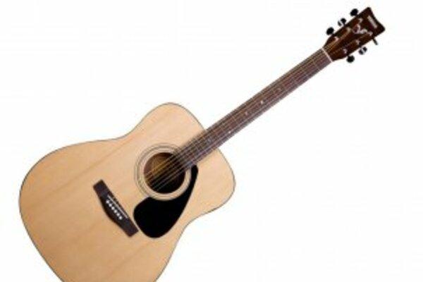Иллюстрация к цели Научиться играть на гитаре