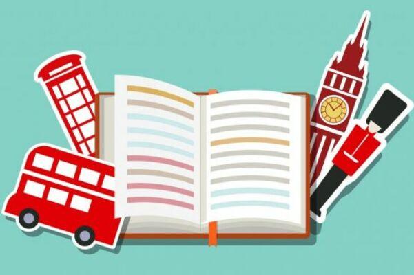 Иллюстрация к цели Изучать английского каждый день