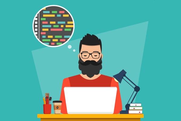 Иллюстрация к проекту Создать платформу для блогов