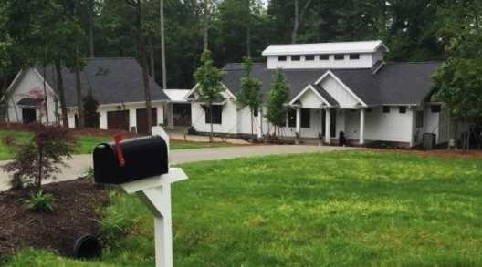 Grassy Ridge Custom Home