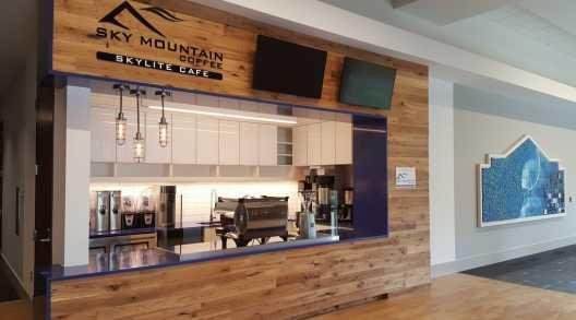 Lowe's Corporate - Sky Mountain Coffee Shop