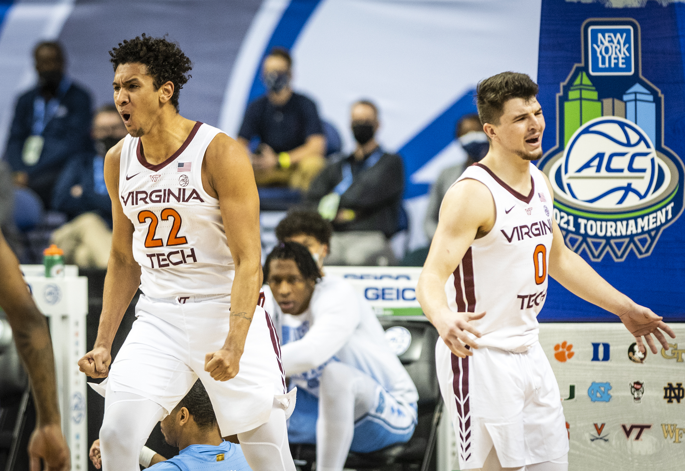 Virginia Tech Earns At-Large Bid for the 2021 NCAA Tournament