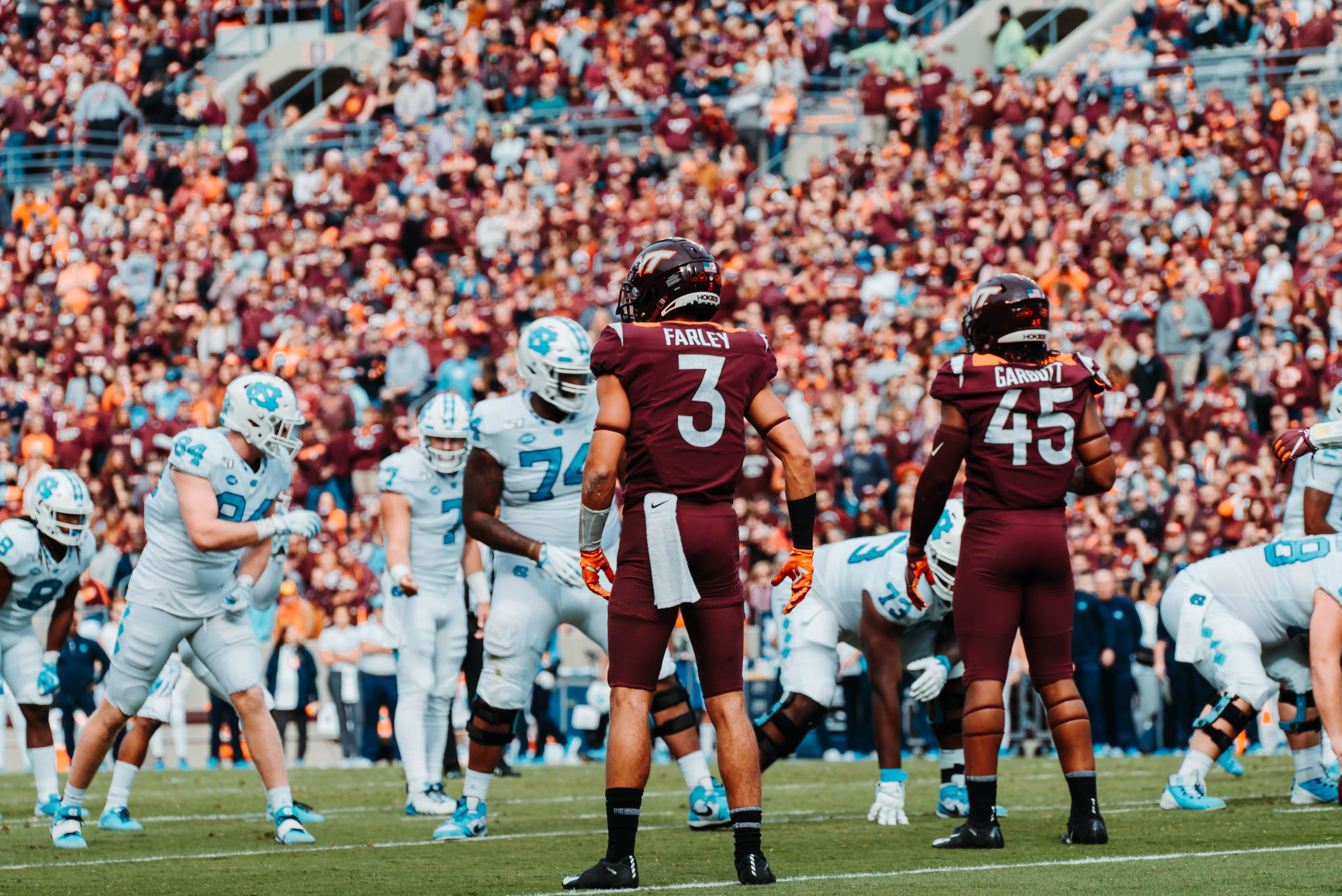Virginia Tech CB Caleb Farley Selected 22nd Overall by Tennessee Titans in 2021 NFL Draft