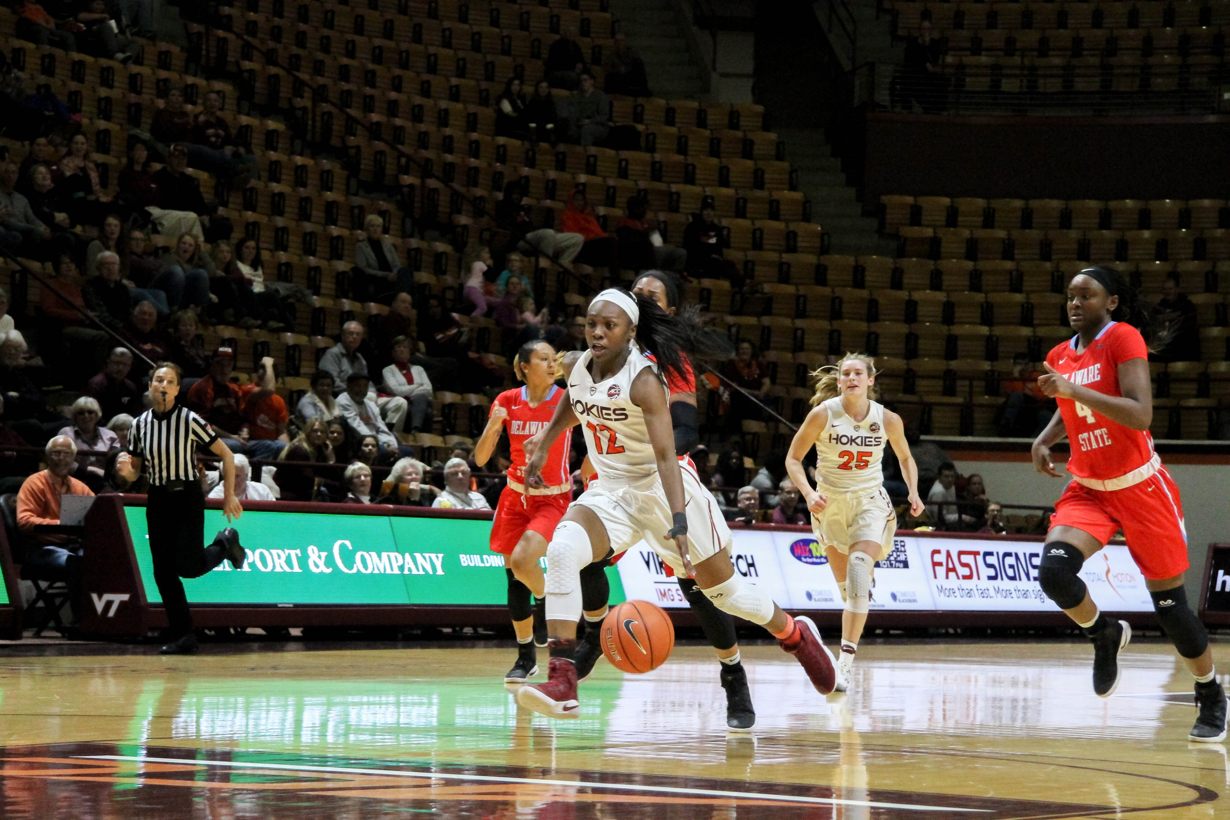 Chanette Hicks Will Transfer From Virginia Tech
