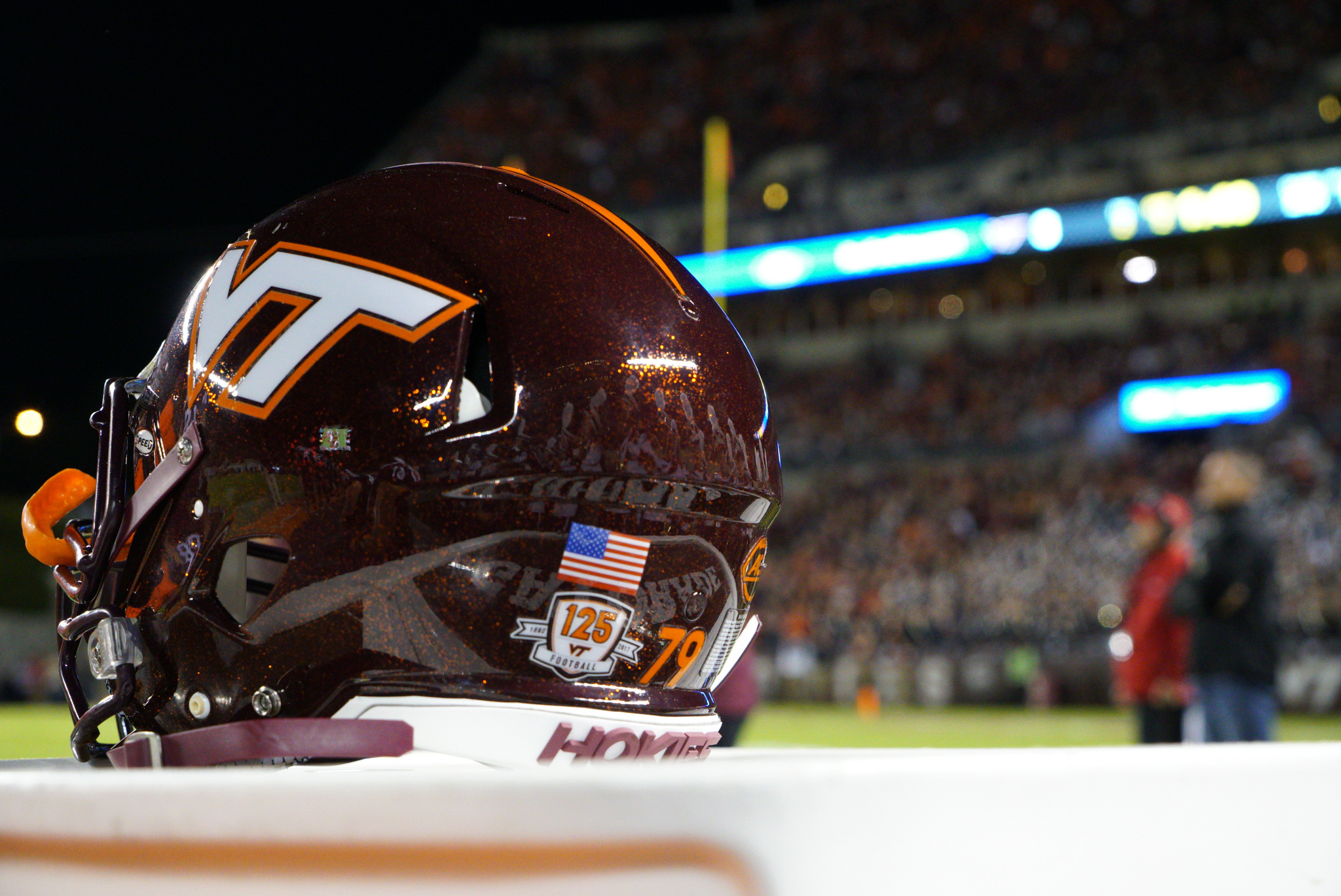 Virginia Tech OL Will Pritchard Announces Retirement From Football