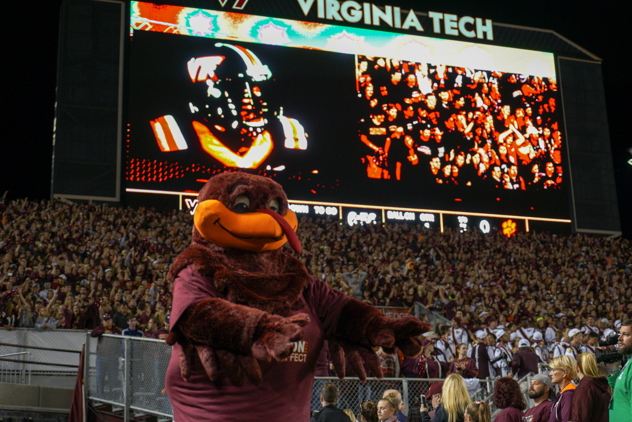 Three-Star OT Parker Clements Commits to Virginia Tech