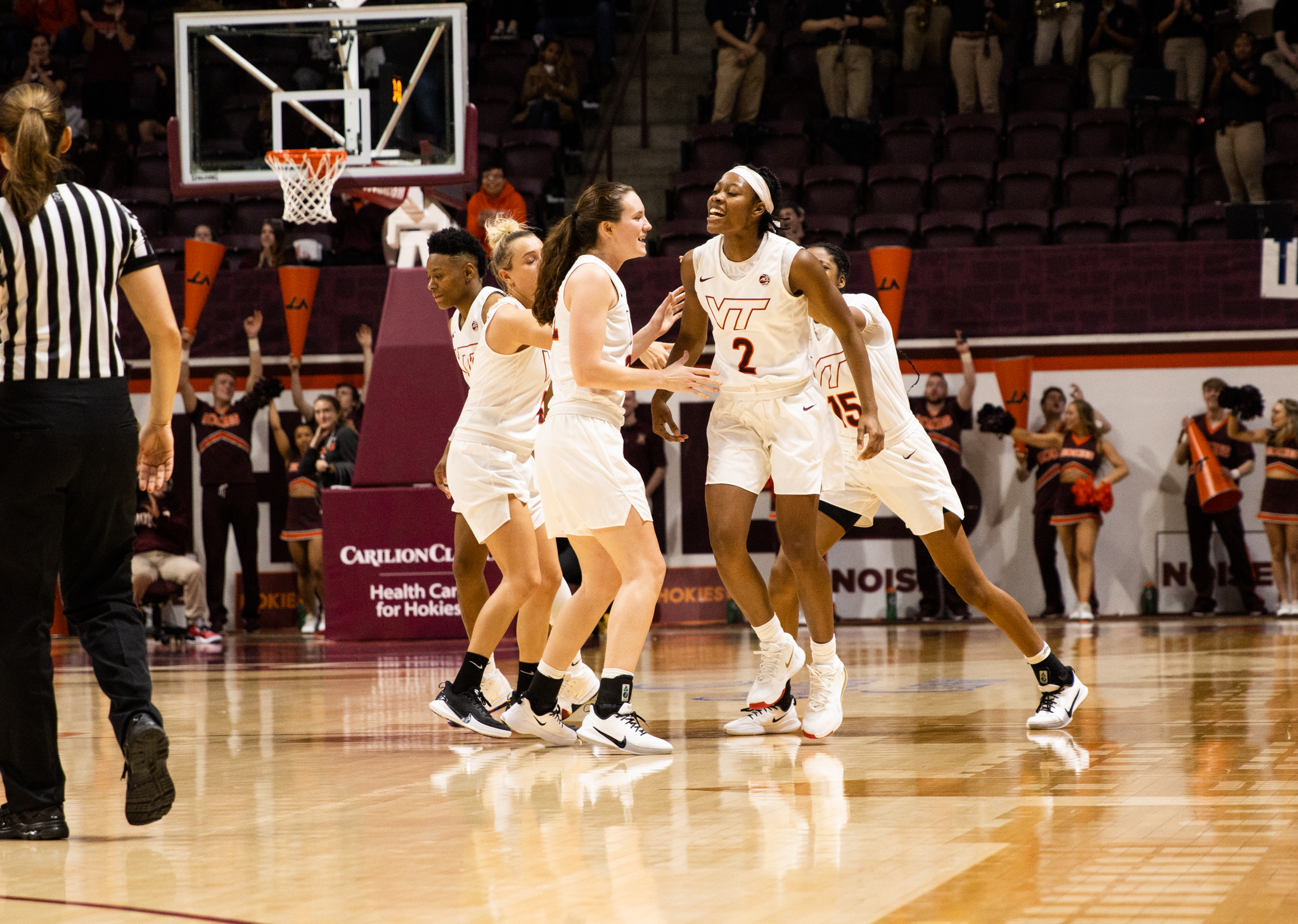 Virginia Tech Women's Basketball Receives 2 ACC Awards, Multiple ACC Recognitions