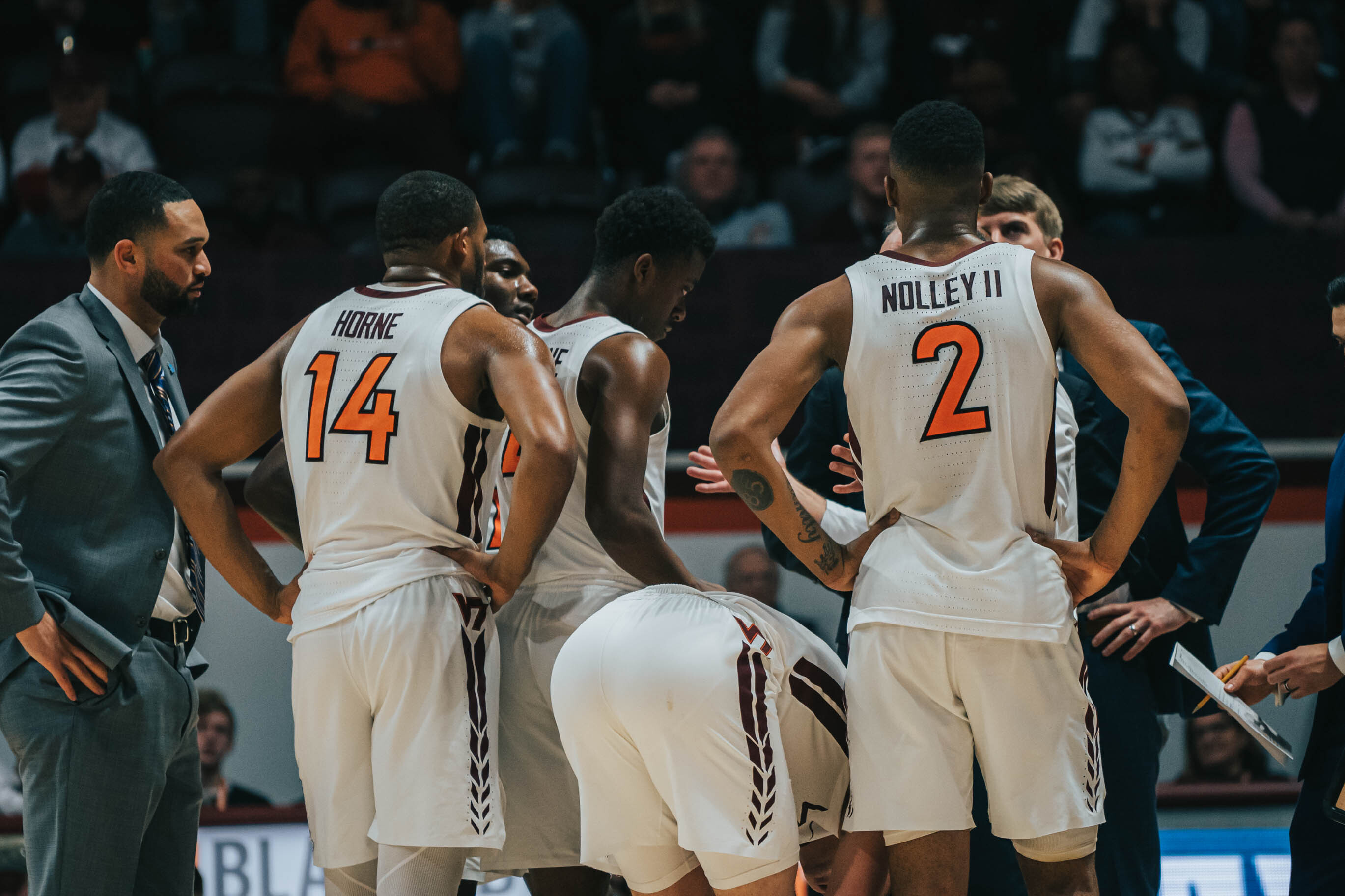 Virginia Tech Basketball Adds Preferred Walk-On Gill Williamson