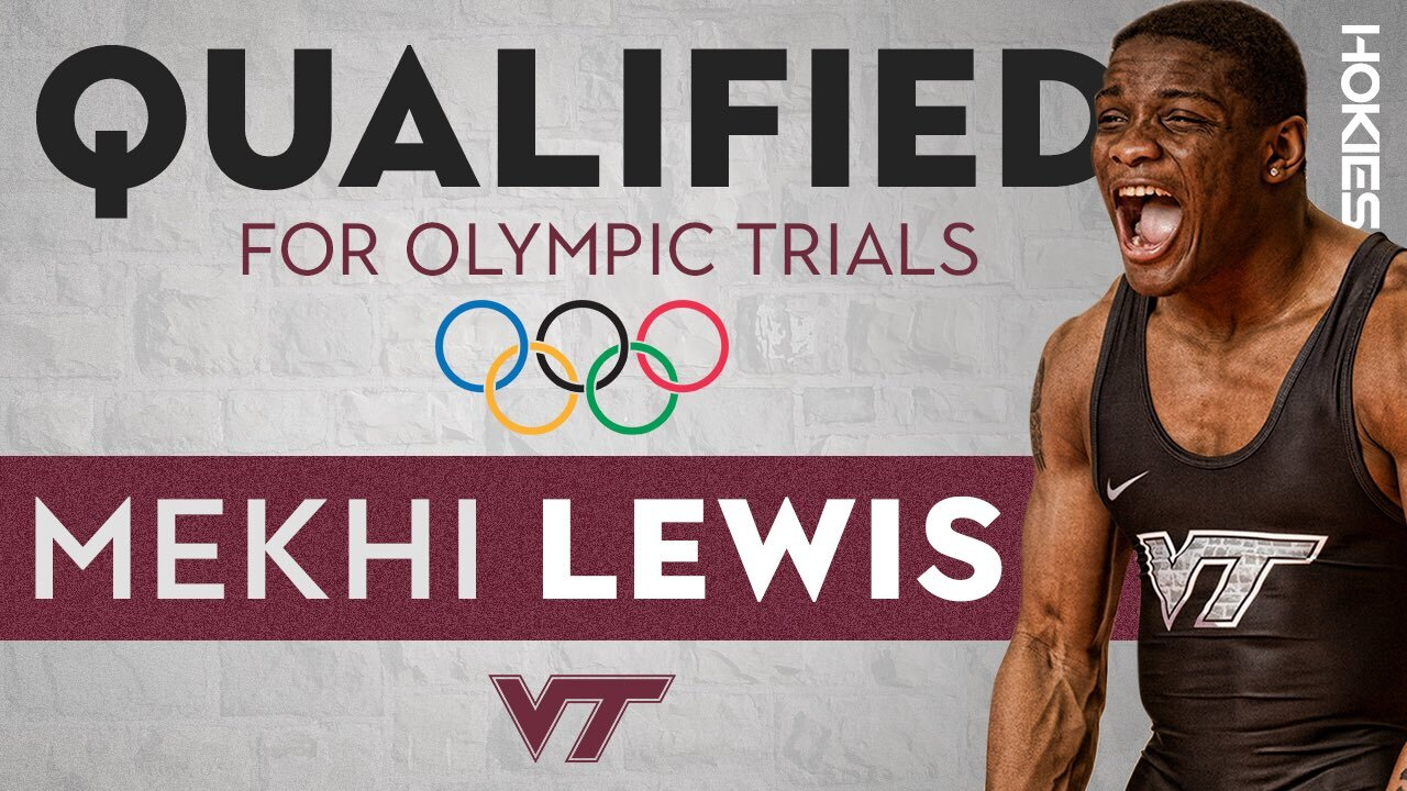 Mekhi Lewis, Ty Walz Qualify For 2020 U.S. Olympic Trials