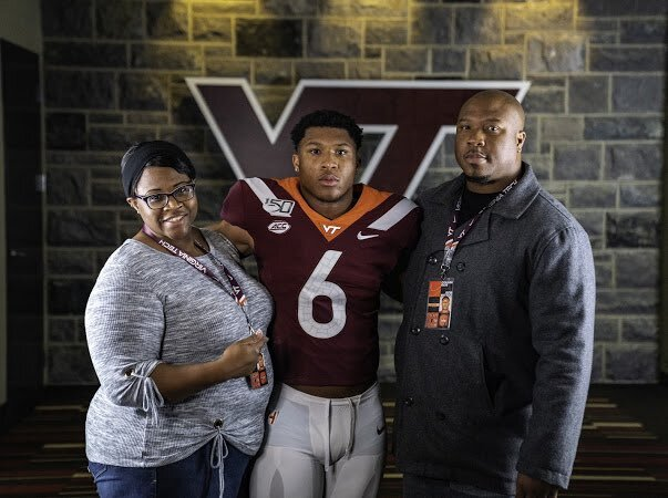 Scouting Report on Virginia Tech RB Signee Marco Lee