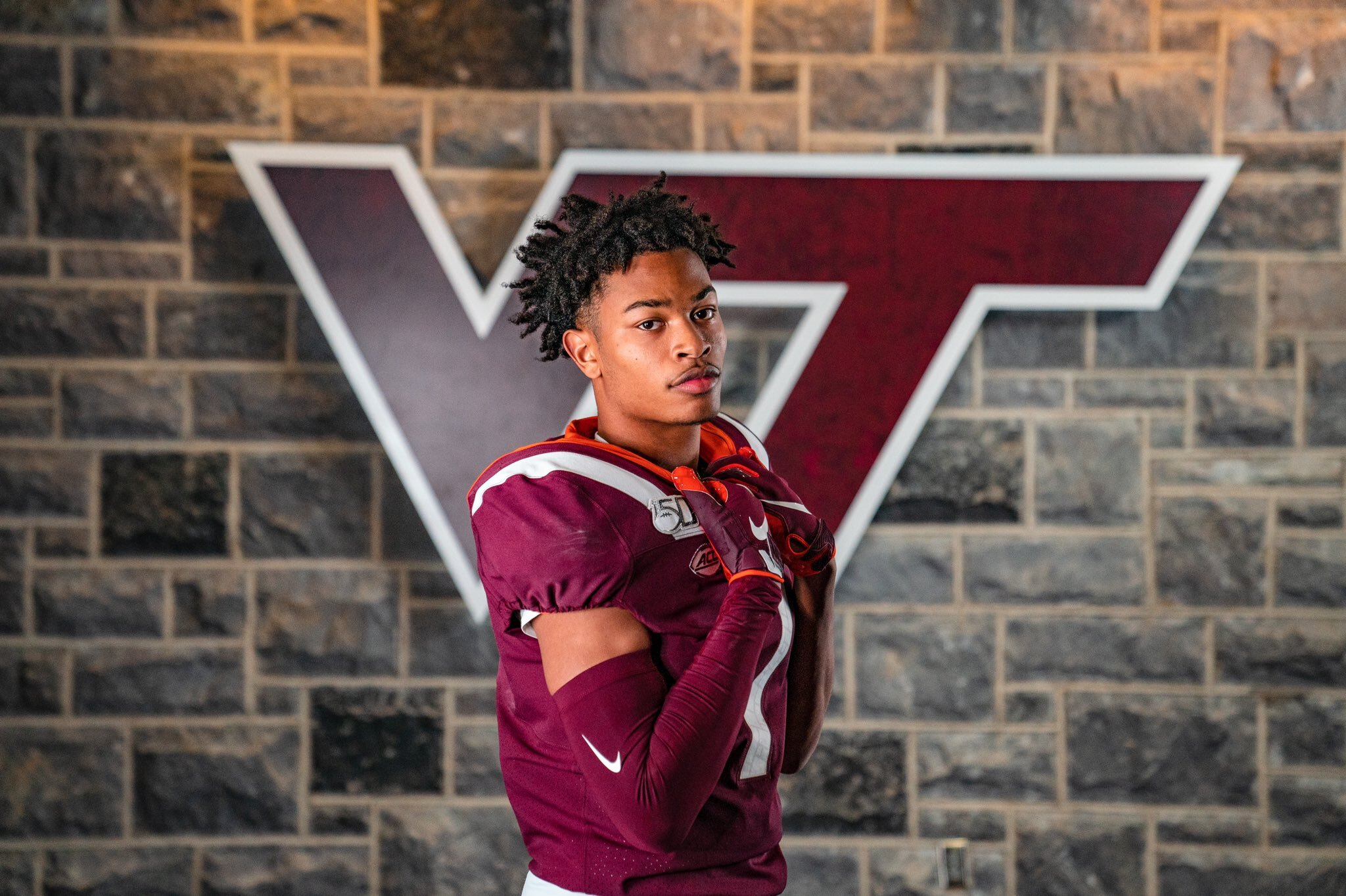 Scouting Report on Virginia Tech WR Signee Dallan Wright