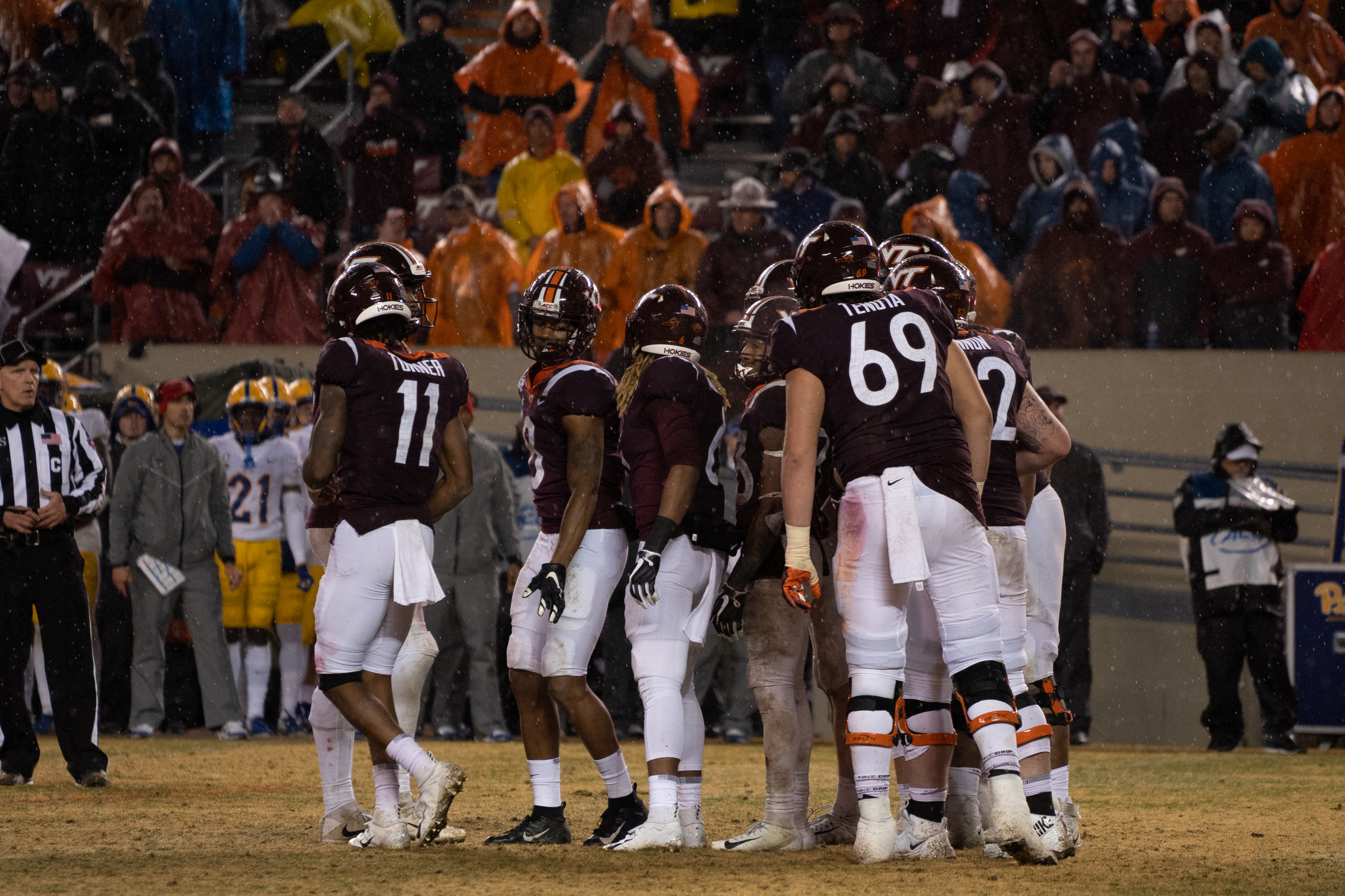 Three Offensive Takeaways From Virginia Tech's 39-30 Loss at Virginia