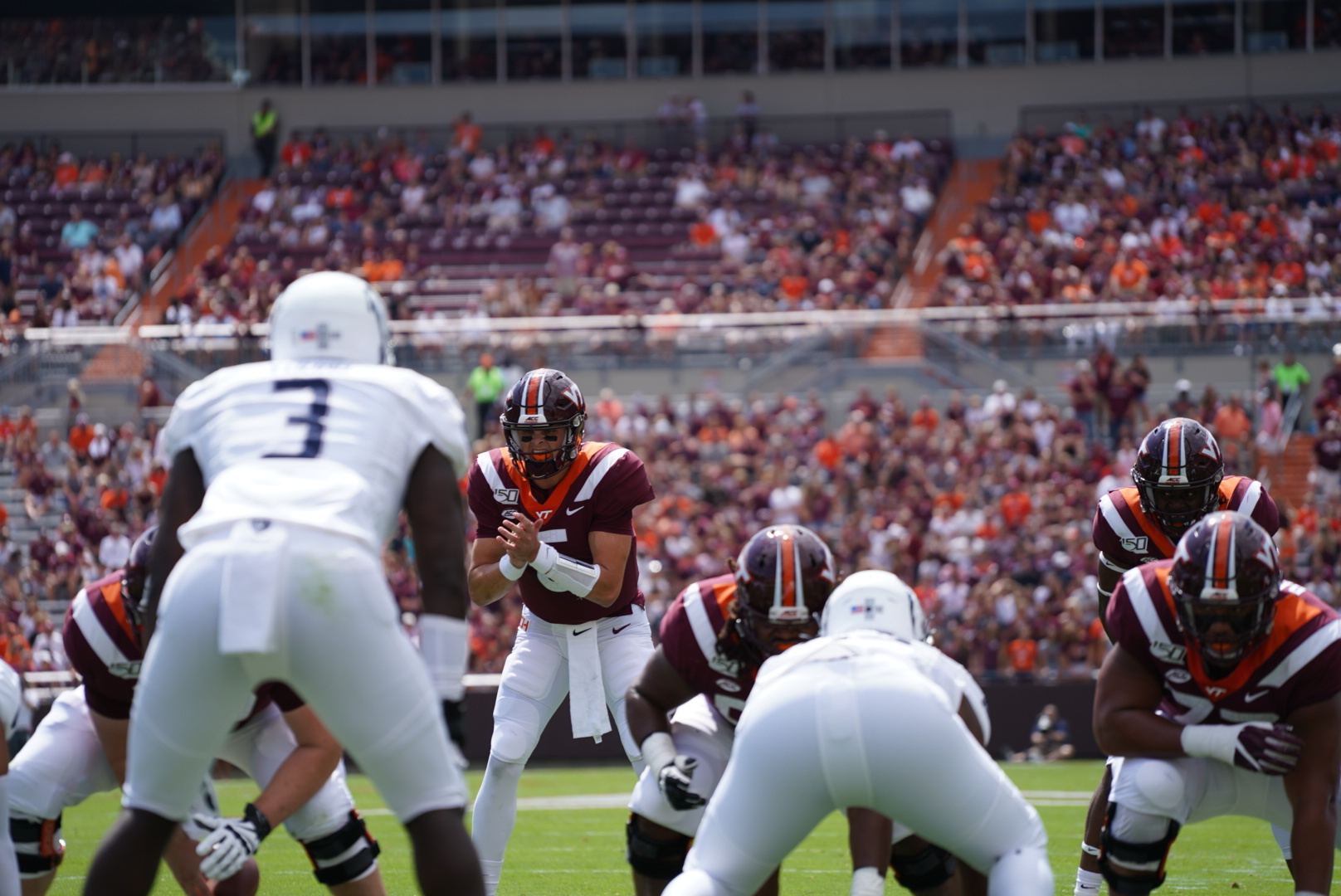 The Good, Bad, and Ugly From Virginia Tech's 31-17 Win Over Old Dominion