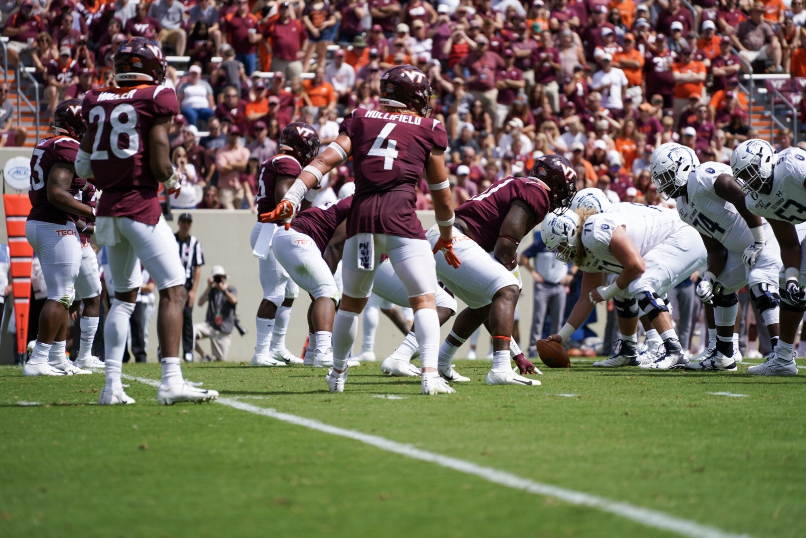 Three Defensive Takeaways From Virginia Tech's 31-17 Win Over Old Dominion