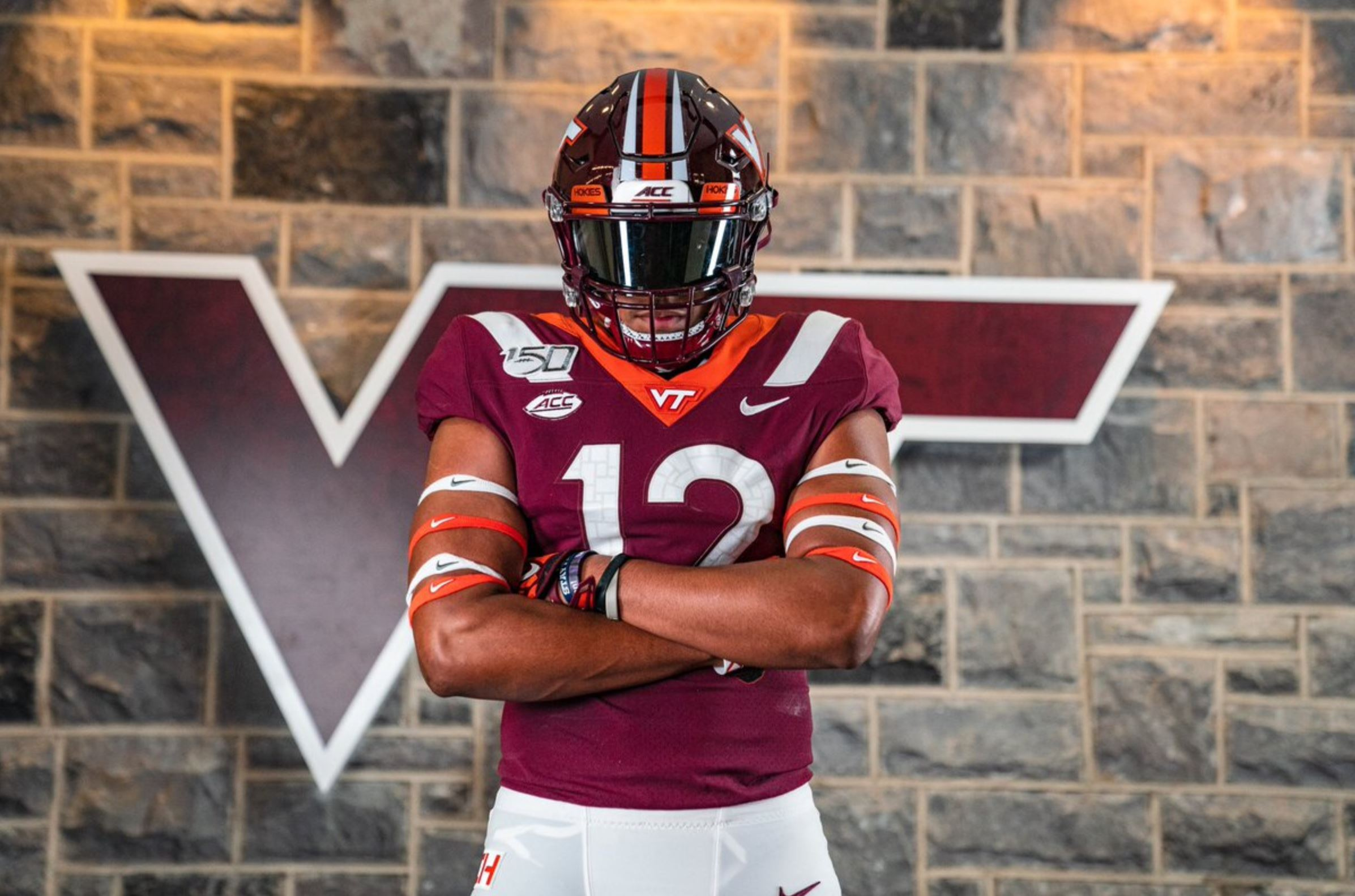"""Virginia Tech is """"High"""" On The List for Four-Star TE Jordan Dingle After Junior Day Visit"""