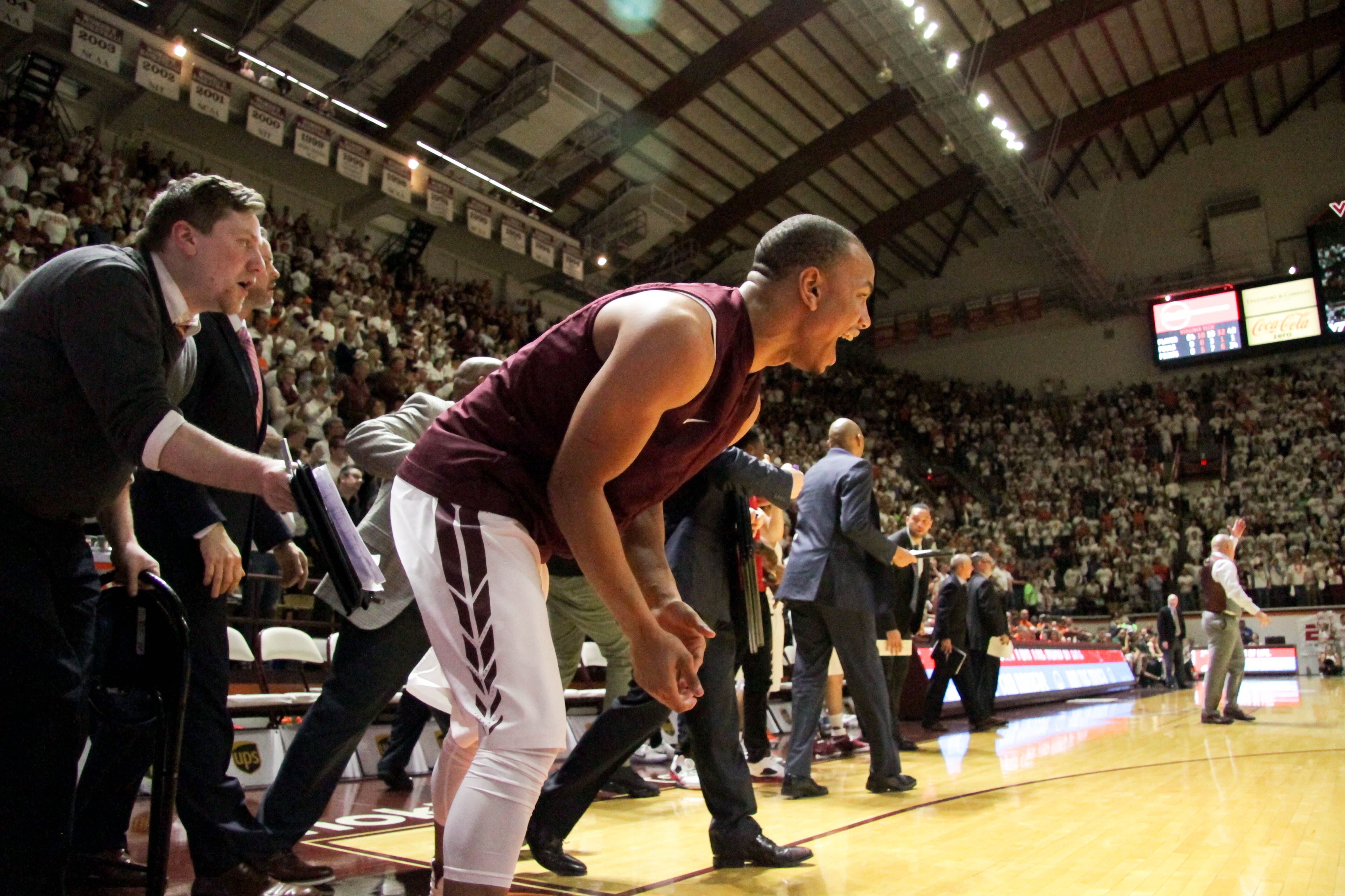 Five Hokies Who Are Future Virginia Tech Sports Hall of Famers