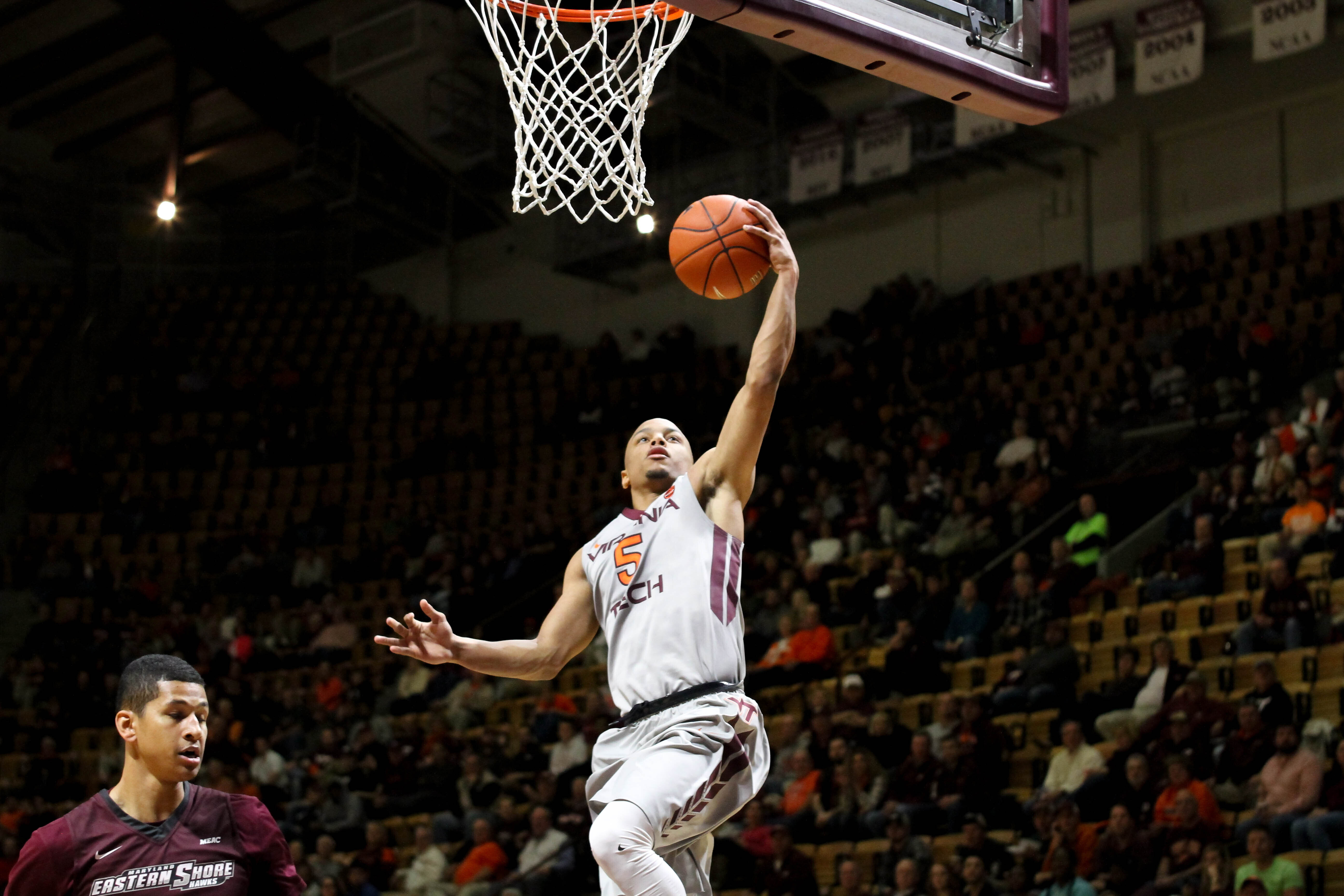 Potential Landing Spots for Justin Robinson in the 2019 NBA Draft