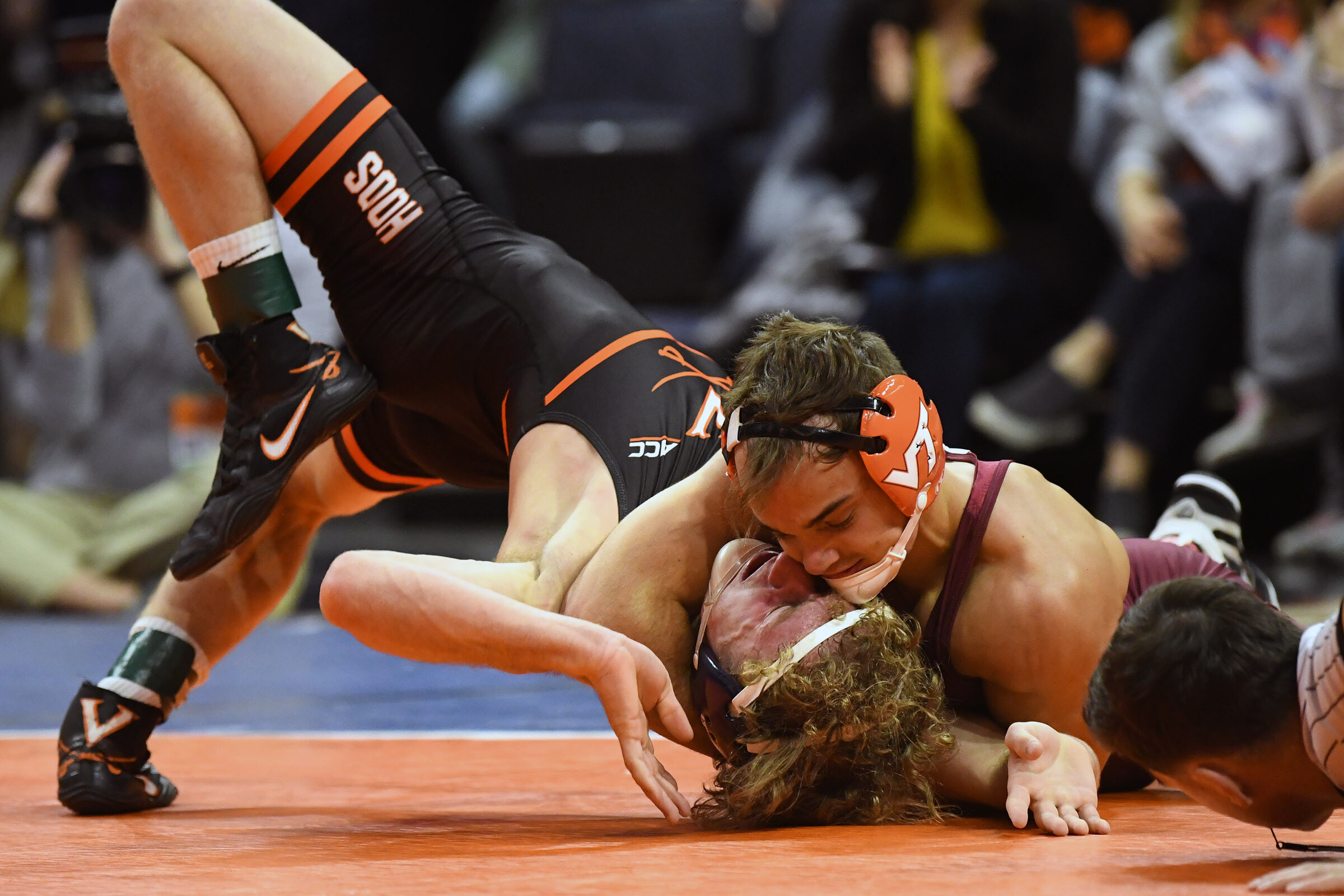 Mitch Moore Earns At-Large Bid to 2020 NCAA Wrestling Championships