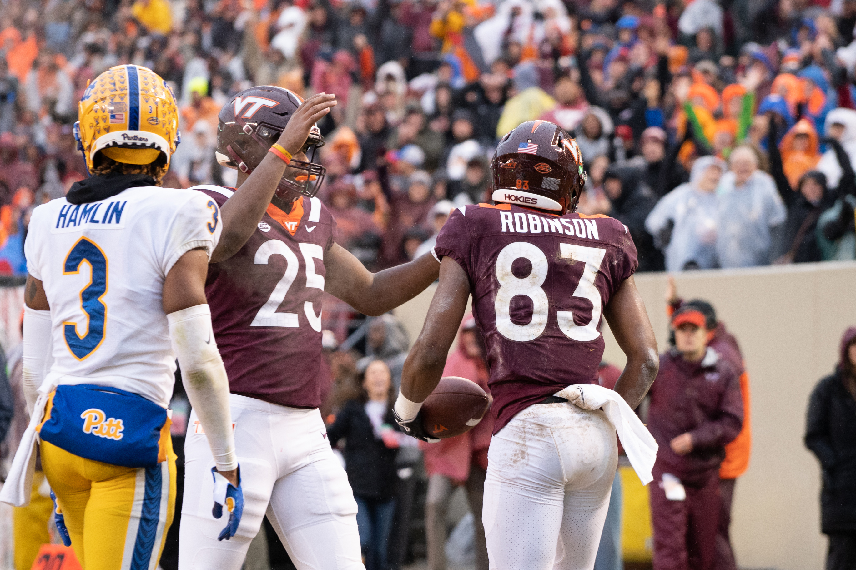 Three Offensive Takeaways From Virginia Tech's 28-0 Win Against Pittsburgh
