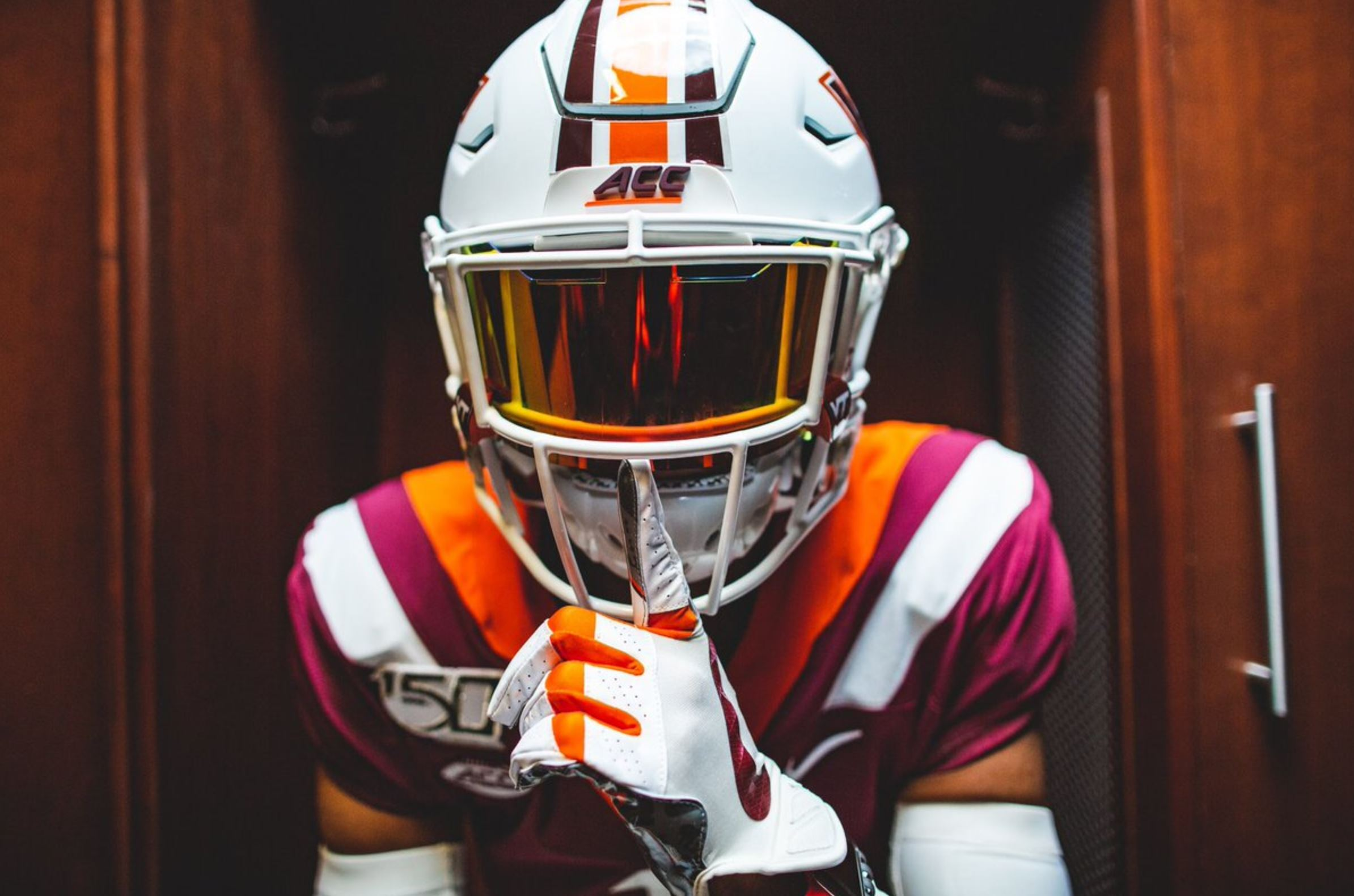 Virginia Tech Leads for Three-Star DB Tyrin Taylor After Recent Visit