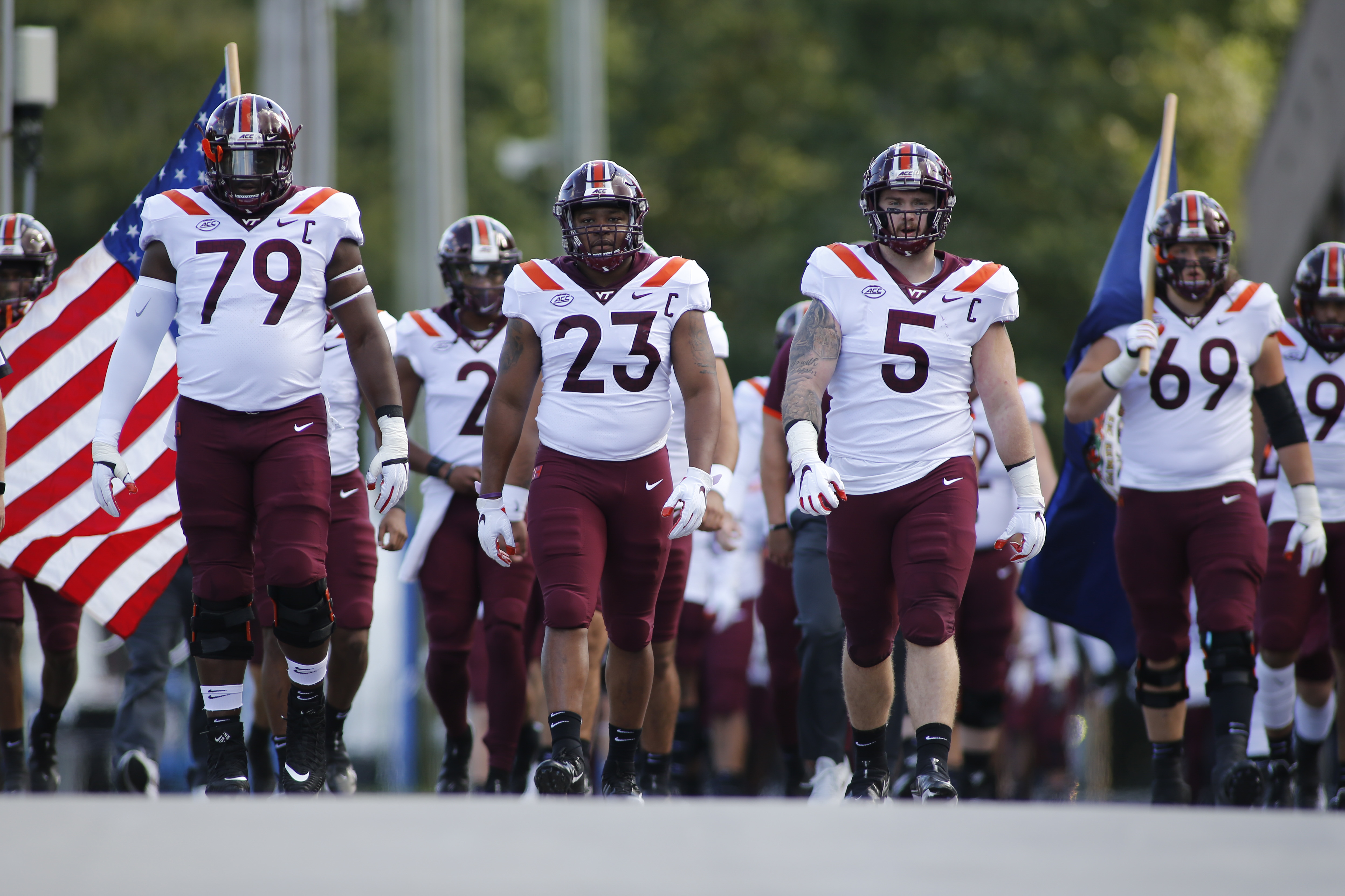 Virginia Tech Reveals Uniforms for Game at Pittsburgh