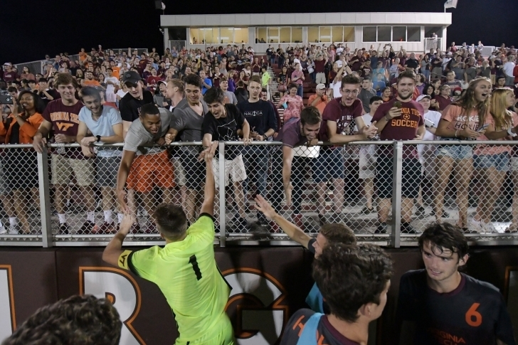 Virginia Tech Men's and Women's Soccer Both Ranked in Preseason Poll