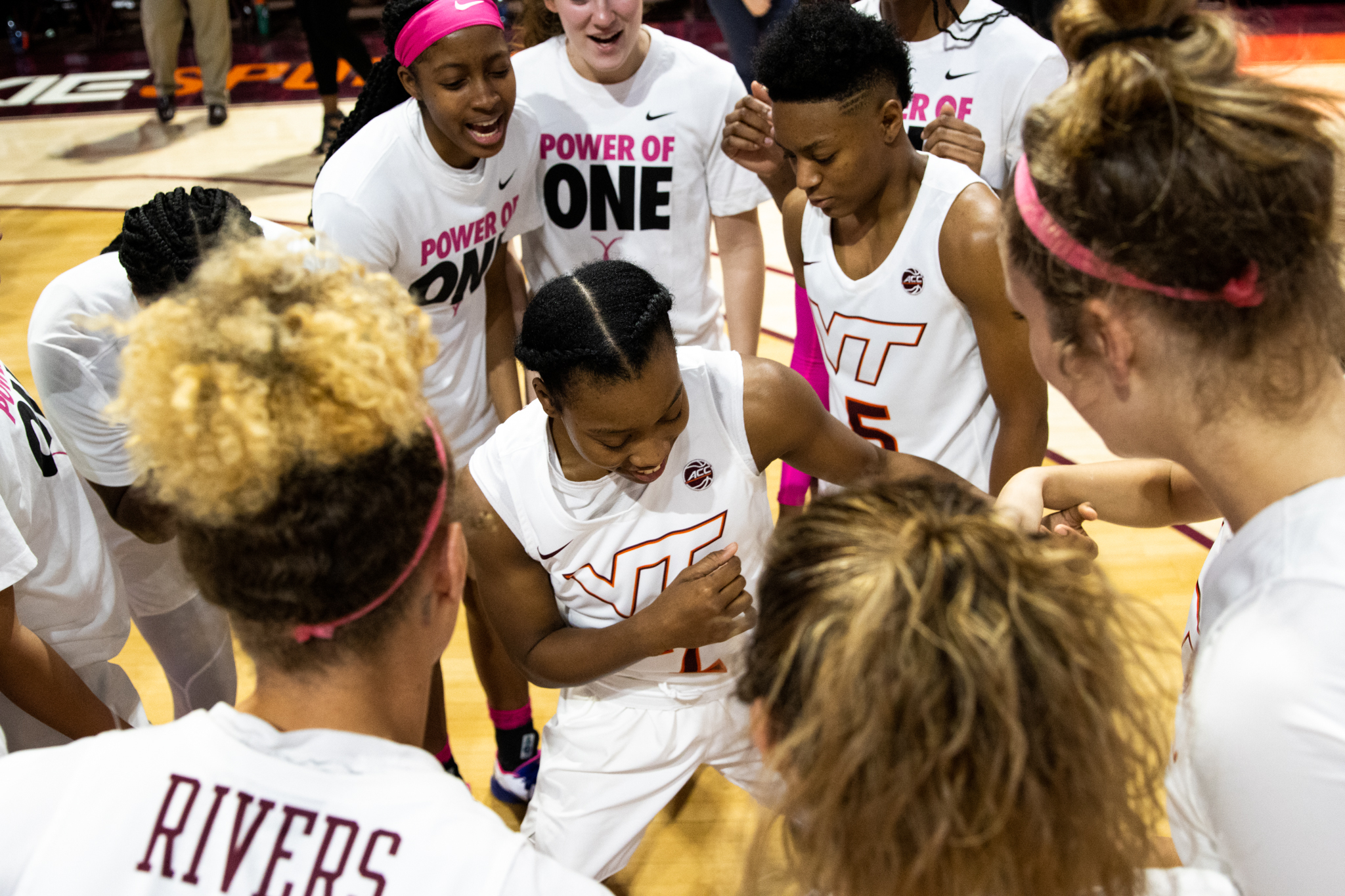 Duke Transfer Azana Baines Commits to Virginia Tech