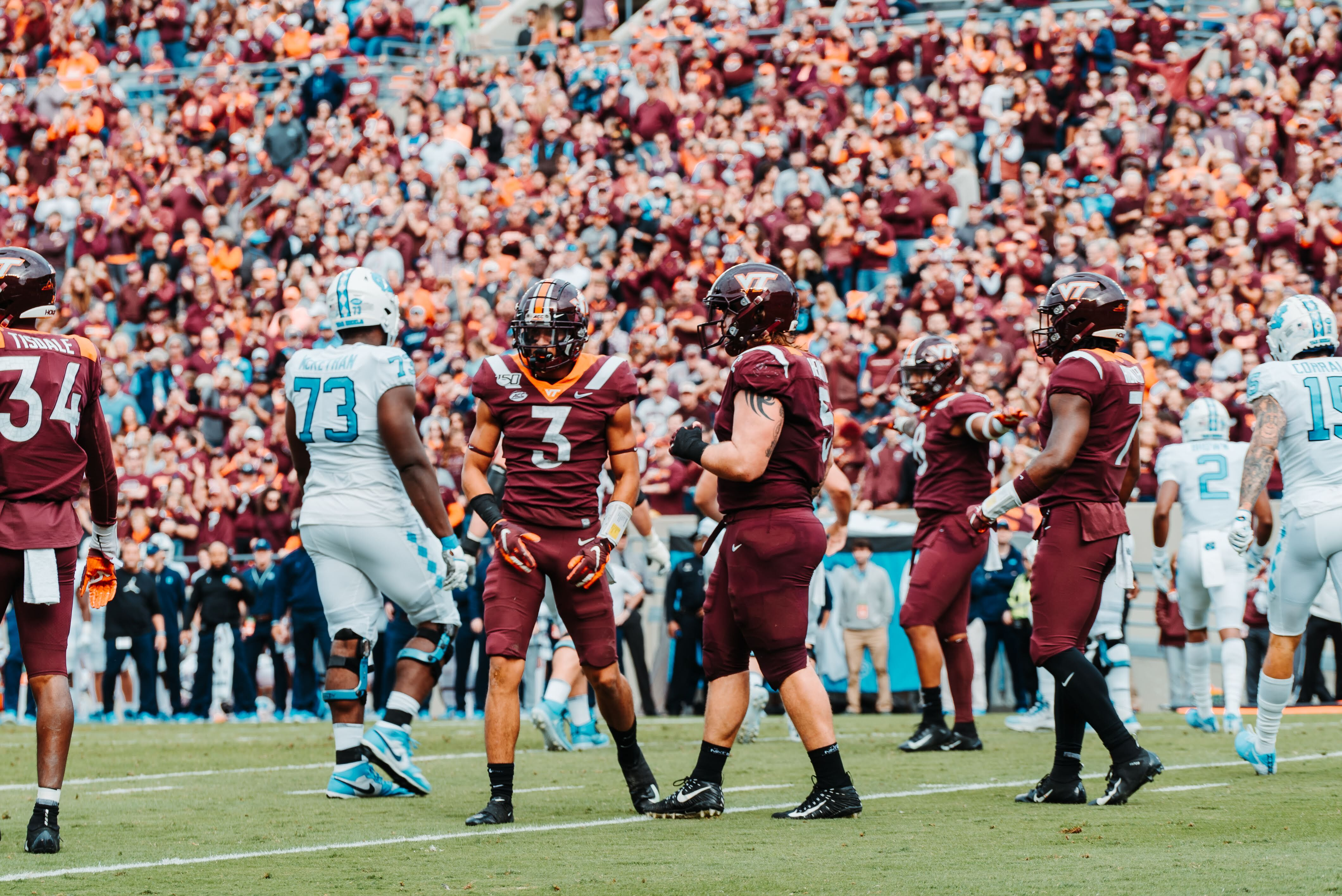 2020 Virginia Tech Targets to Watch After Early Signing Day