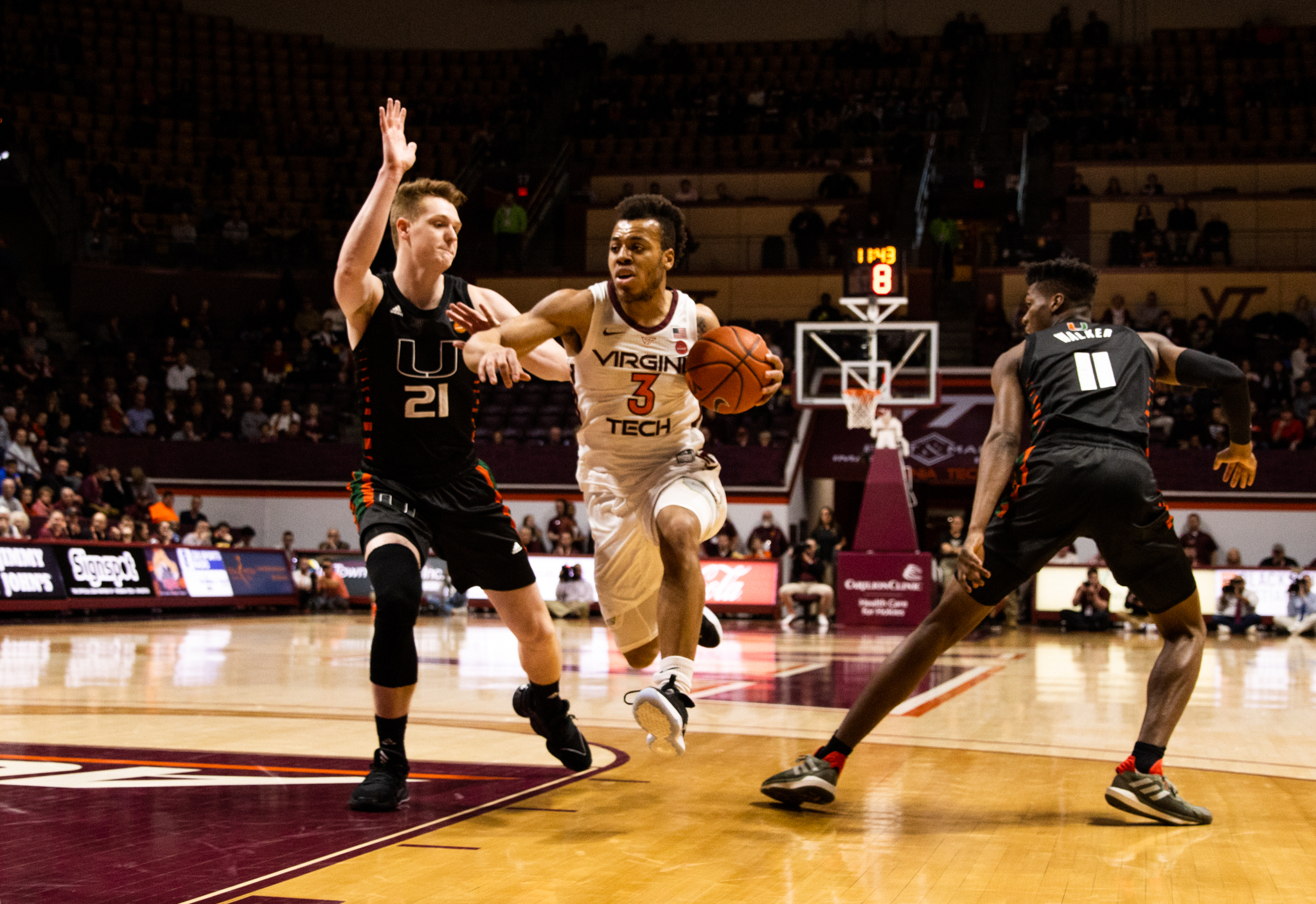 Virginia Tech Offers Three-Star PG Angelo Brizzi