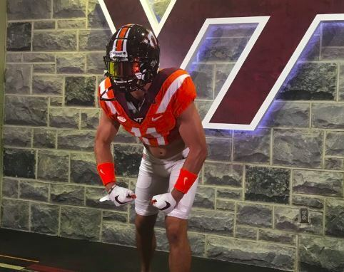 "2021 Three-Star ATH Will Johnson Recaps His ""Awesome"" Virginia Tech Visit"