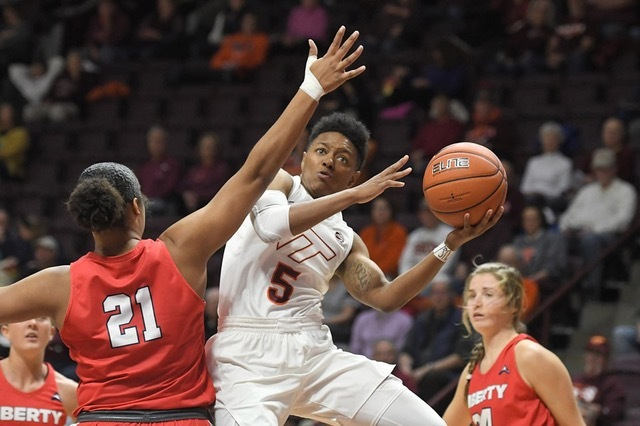 Virginia Tech Women's Basketball Wins Pair of Games at Coqui Classic
