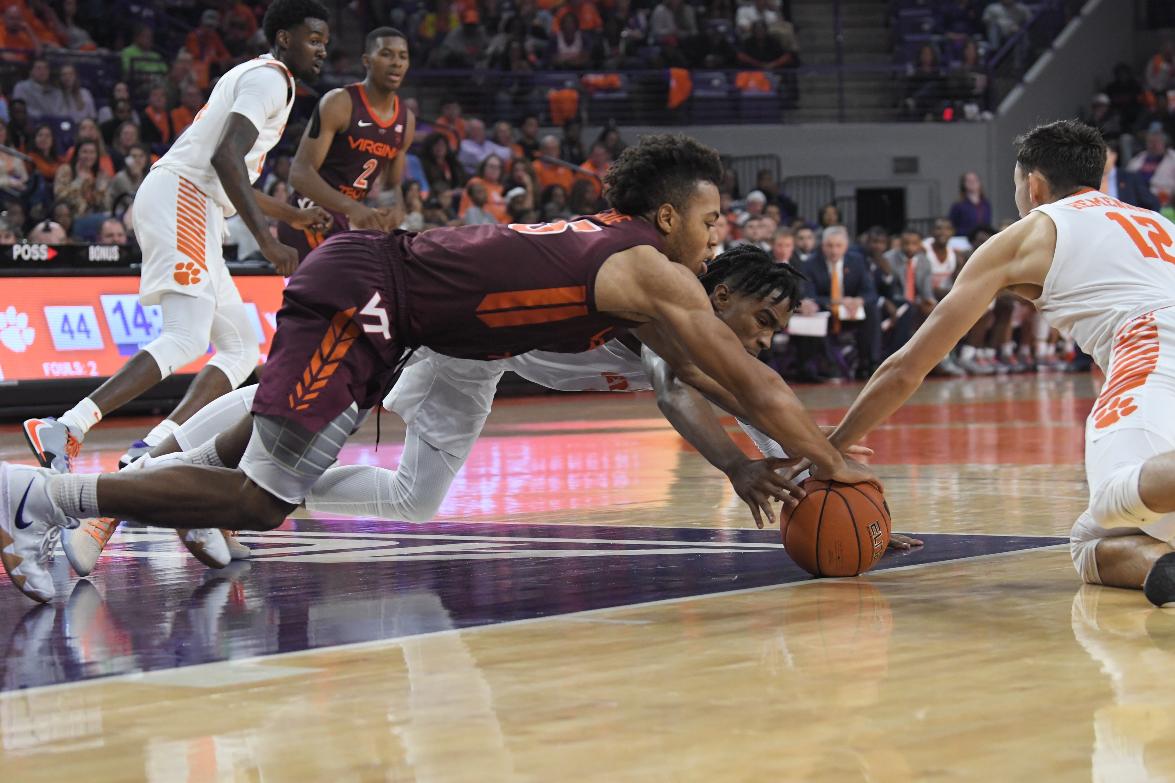 Three Things to Watch for Virginia Tech Against USC Upstate
