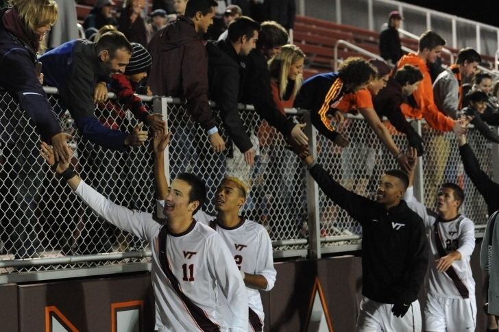 #17 Virginia Tech Beats #14 Creighton 2-0