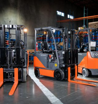 Core Electric Forklift Application 156