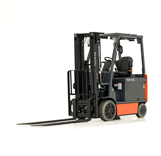Toyota Core Electric Forklift 8FBCHU25 model